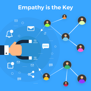 Empathy is the Key